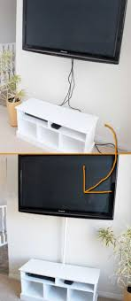 20 Low-budget Ideas to Make Your Home Look Like a Million Bucks. Hide Tv  WiresHide Cable CordsHide Computer ...