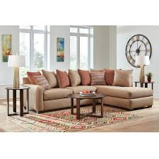 living rooms with brown furniture. Rent To Own Living Room Furniture Brown Couch 7 Piece Collection Rooms With