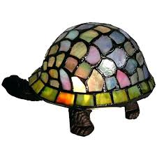 stained glass turtle style turtle accent lamp stained glass sea turtle patterns