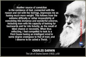 Christian Quotes About Atheism Best of Quotes From Darwin And Huxley That Might Shake Atheism's Foundation