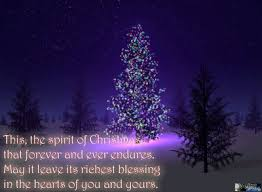Beautiful Christmas Sayings Quotes