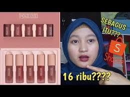 hold live lip glaze lipstick review
