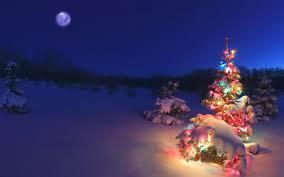 christmas night wallpaper. Wonderful Christmas Christmas Night Moon Wallpaper And G