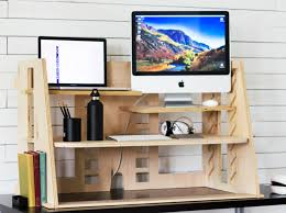 perch sit to stand desk is a revolutionary all in one standing desk
