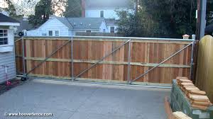 chain link cantilever gates and slide gate operator kits