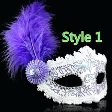 Mask Decoration Ideas Masquerade Ball Decorations White Women Masquerade Ball Masks 5