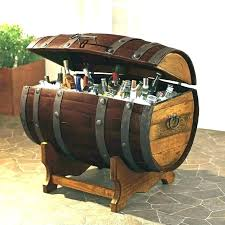 whiskey barrel table white wh and chairs furniture awesomely creative ideas intended for tables wine whiskey barrel table
