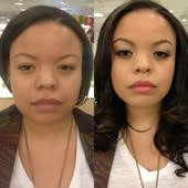 appointments s at before after with kimmy using bobbi brown and mac cosmetics