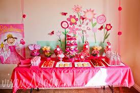 Baby Girl 1st Birthday Decoration Ideas  Baby Girl Birthday Party Decoration  Ideas