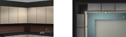 Kitchen Wall Corner Cabinet Whats The Right Type Of Wall Corner Cabinet For My Kitchen