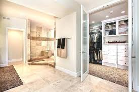 master bedroom with walk in closet and bathroom. Walk Through Closet To Bathroom Master Bedroom With In And A