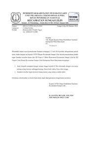 Permohonan rekomendasi pengesahan pac nu ranting. 17 Contoh Surat Rekomendasi Baik Benar Dan Yang Disarankan