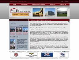 Web Designers Virginia Website Design For General Contractors Seo Services