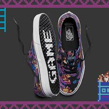 vans x nintendo. vans x nintendo collection