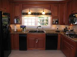 L Mahogany Kitchen Cabinet F45 In Easylovely Decorating Home Ideas With