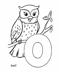Download or print for free. Letter O Coloring Pages Coloring Home
