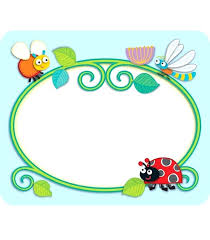 Preschool Border Preschool Borders Clip Art Bugs Border Preschool Borders Clip Art