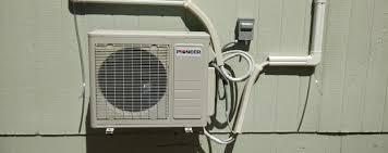 diy mini split heat pump system