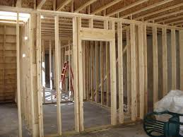 framing an interior wall. Interior Wall Framing Basement Home Decorations Find Out Appealing An L