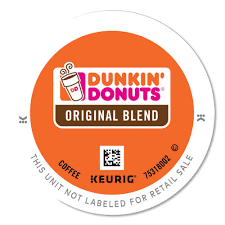 Its acquisition of the mister donut chain and the conversion of that chain to dunkin' donuts facilitated the brand's growth in north america that year. K Cup Pods By Dunkin Donuts Gmt0845 Ontimesupplies Com
