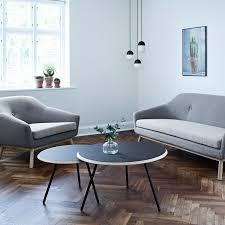Side Table Scandinavian Design Scandinavian Design Coffee Table Plywood Concrete