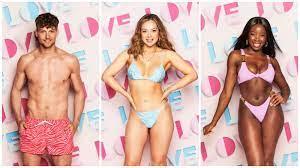 Love Island 2021 contestants revealed ...