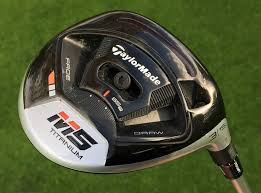 Taylormade M5 Fairway Wood Review Golfalot