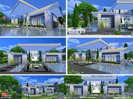 romantic best sims 4 house designs modern plans for unique design