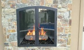 The PRESIDENT Gas Fireplace Insert Fits Very Small Historic FireplacesGas Fireplace Keeps Shutting Off