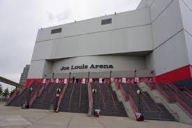 Joe Louis Arena Wikipedia