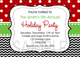 Free Christmas Invitation Template Free Clipart Christmas Party Invitations