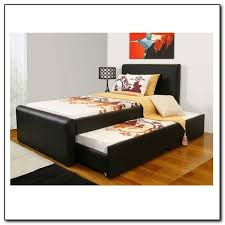 Pull Out Bed Frame Selections Homesfeed Pull Out Beds