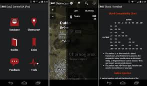 Zombie Survival Chart Dayz Central Sa Offers Tons Of Handy Mobile Information For