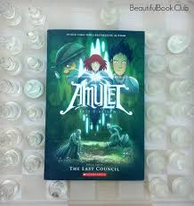 kid view the last council by kazu kibiushi amulet series book 4