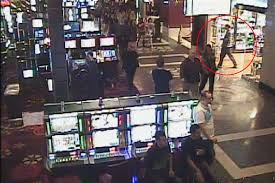 Casino Security Casino Security Video Shows Vegas Shooter In 2011