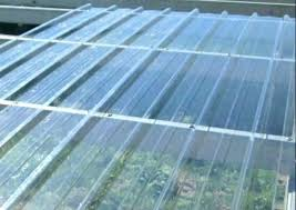 clear roof panels plastic roofing for patio corrugated polycarbonate panel home depot