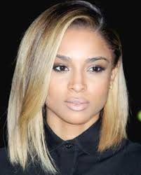 who says straight hair looks great with long tresses only it can look as good with short bob haircut as well for a nice textured look get choppy layers at