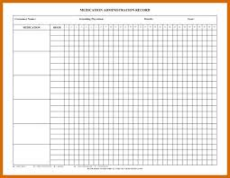 Medication Chart Template Free Download 004 Template Ideas Medication Administration Record Excel