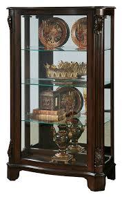 pulaski curio cabinet. Interesting Cabinet Amazoncom Pulaski Mantel Curio 33 By 15 56Inch Brown Kitchen U0026  Dining Inside Curio Cabinet R