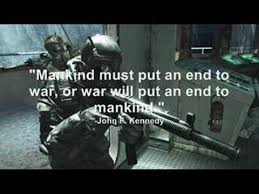 Cod Quotes Custom Call Of Duty 48 Modern Warfare War Quotes YouTube