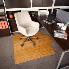 floor mat for desk chair. Photos Exceptional Bamboo Desk Chair Floor Mat Office Reviews Tri Fold Staples Costco Amazon Com Anji For T