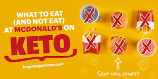 Mcdonalds Uk Nutrition Chart Keto Mcdonalds Ultimate Guide What To Order And What To