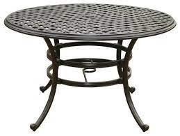 fletcher 49 round patio dining table