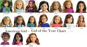 Living A Dolls Life Ag Girl Of The Year Release Dates