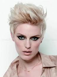 Hairstyle Short Women short hairstyles funky womens hairstyle for short hair trendy 1089 by stevesalt.us