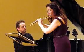 Review: ASO flutist Christina Smith flaunts chemistry with pianist Robert  Henry at KSU recital - ARTS ATL