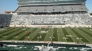 Spartan Stadium Section 8 Rateyourseats Com