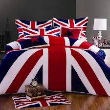 Buy union jack bedding and free shipping on AliExpress