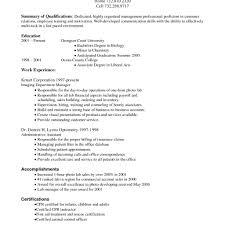 Medicalng Clerk Job Description Sample For Resume Templates Chic