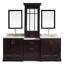 Shop Wall Cabinets Lowes Bathroom Also Stylish Shop Bathroom Wall Cabinets At Lowes